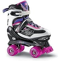 [フィラ スケート] FILA SKATES JOY ローラースケート 子どもから大人まで 女の子 女性 キッズ ジュニア 大人 国内正規代理店品