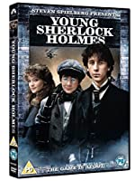 Young Sherlock Holmes [DVD]