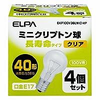 ELPA長寿命ミニクリ36W4PEKP100V36LW(C)4P