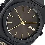ニクソン NIXON TIME TELLER P クオーツ メンズ 腕時計 A119-1881 ブラック 腕時計 海外インポート品 ニクソン mirai1-502780-ak [並行輸入品] [簡易パッケージ品]