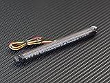 LED ラインテールランプ 24LED フレキシブル ズーマー グロム モンキー エイプ CB400SF CB1300SF CB400Four ホーネット...