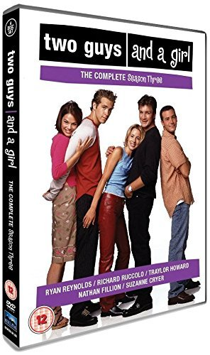 Two Guys And A Girl (Two Guys, A Girl And A Pizza Place) - Season 3 [DVD] by Ryan Reynolds