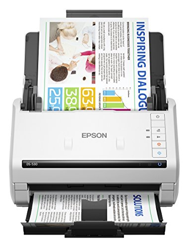 EPSON A4ドキュメントスキャナー DS-530 両面対応