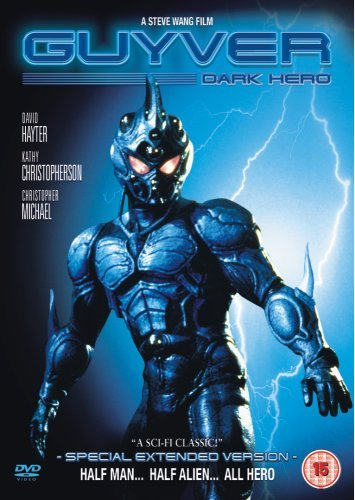 Guyver - Dark Hero [Special Extended Version] [Import anglais]
