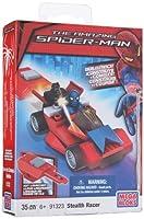 Mega Brands - Spider-Man 4 Mega Bloks Vehicles Stealth Racers Case (6) [並行輸入品]