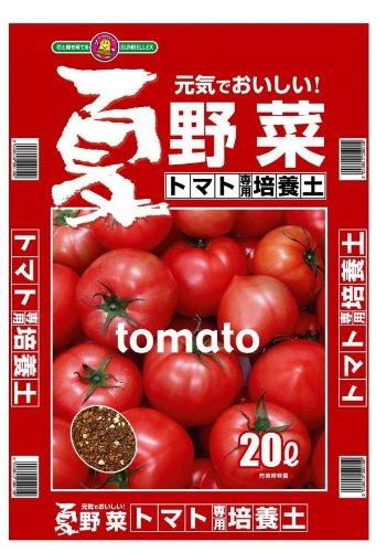 元気でおいしい!トマト栽培専用培養土! ...