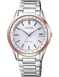 [シチズン]CITIZEN 腕時計 EXCEED エクシード エコ・ドライブ電波時計 ペア CB1114-52A メンズ