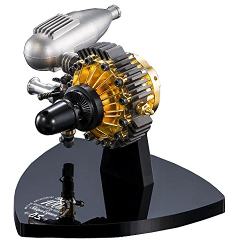 ロータリーエンジン 49-PI2 GOLD EDITION 3AC00005