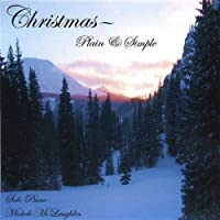 Christmas - Plain & Simple by Michele McLaughlin (2006-05-03)