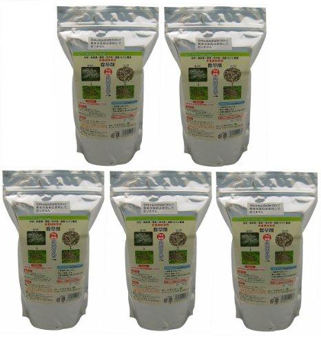 除草剤 ウィードブライト5個組 食品添加...