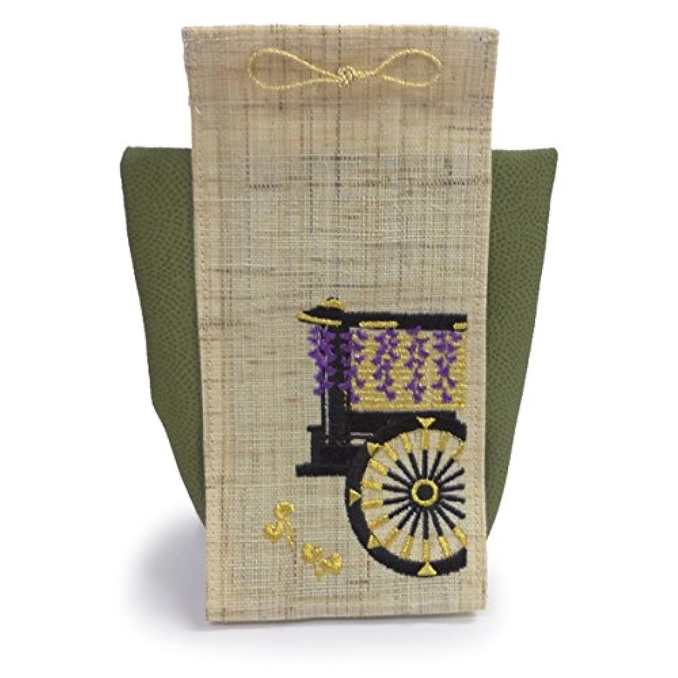 熟練した裁判所長老香飾り 京の風物詩 葵祭