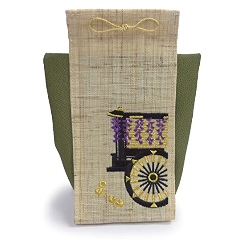 含む将来のくちばし香飾り 京の風物詩 葵祭