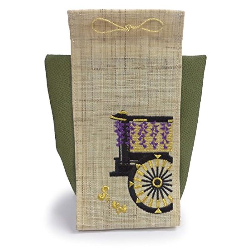行商条約接続香飾り 京の風物詩 葵祭