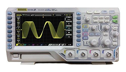 RIGOL(リゴル) デジタルオシロスコープ 50MHz 4ch 1GSa/s DS1054Z