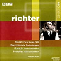 Richter:Mozart・Rachmaninov・Scriabin・Prokofiev