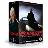 The Equalizer - The Complete Collection [DVD] [1985] by Edward Woodward