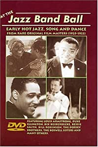 At The Jazz Band Ball: Early Hot Jazz, Song And Dance [DVD] [Import]