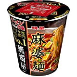 明星 ラーメンぴあ 蝋燭屋監修 麻婆麺 98g×12個