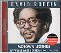 Motown Legends: My Whole Ended