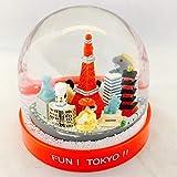 FUN ! TOKYO !! トーキョー スノードーム