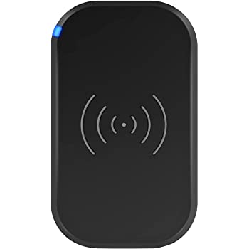CHOETECH QI 急速ワイヤレス充電器 3コイル搭載 iPhone XS/XS Max/XR/X/8/8 Plus Samsung シリーズ対応 他Qi対応機種 USBケーブル付属