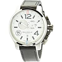 Bausele Men's Australian Designed Watch - Comes with 2 easy interchangeable straps
