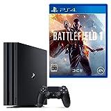 【4/2限定 参考価格から4,652円OFF】PlayStation 4 Pro ジェット・ブラック 1TB + バトルフィールド 1