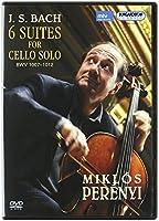 無伴奏チェロ組曲全曲 ペレーニ