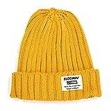 (クリサンドラ) Chrisandra 全6柄 カジュアル メンズ アクリル ニット帽 大きいサイズ ロゴ デザイン フリーサイズ リブ編み ワッチ ビーニー ブランド 帽子