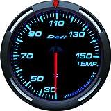 日本精機 Defi (デフィ) メーター【Racer Gauge】60φ 温度計 (ブルー) DF-11704