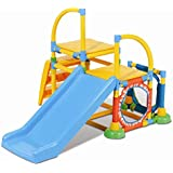 Grow'n Up Climb n Slide Gym, Multi by Grow'n Up