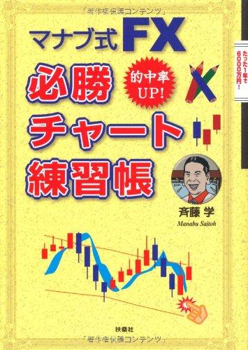 マナブ式FX必勝チャート練習帳の詳細を見る