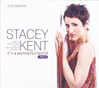 It's A Wonderful World (3CD) by Stacey Kent (2012-09-19)