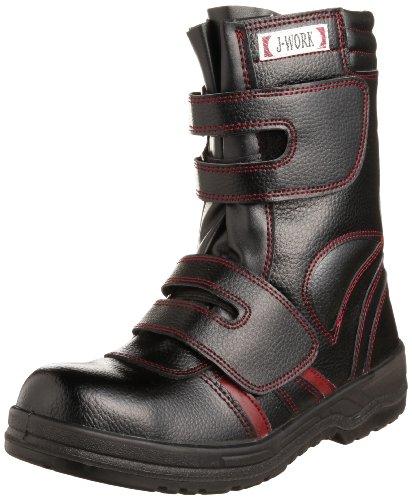 [オタフクテブクロ] otafuku glove おたふく手袋 安全シューズ 半長靴マジックタイプ JW-775 JW-775(黒/30.0cm)