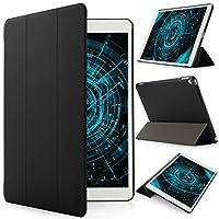 iHarbort ?iPad ProスマートカバーホルダースタンドPUレザーケースiPadのPro 10.510.52017ケース–multi-angles 2017、自動スリープ/スリープ解除アップ機能付き iPad Pro 10.5 ブラック iPad Pro 10.5