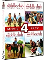 Saddle Club: 4 Pack by Various【DVD】 [並行輸入品]