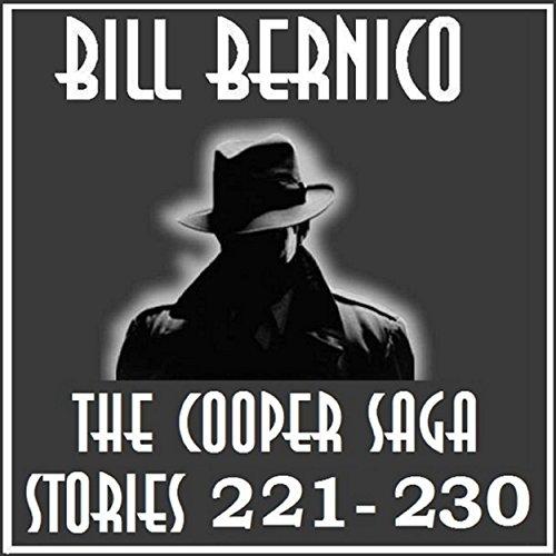The Cooper Saga 23 (Stories 221-230) (English Edition)