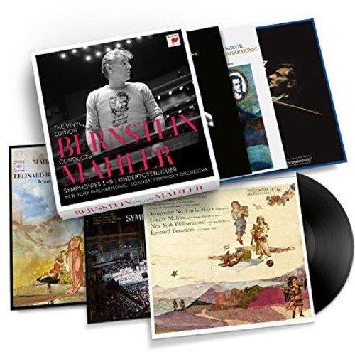 Bernstein Conducts Mahler: The Vinyl Edition [12 inch Analog]