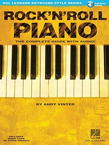 Rock'N'Roll Piano: Complete Gu...