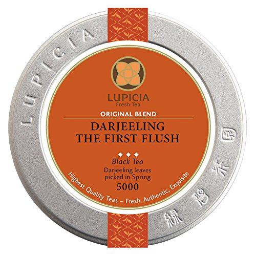 [5000]DARJEELING THE FIRST FLUSH 50g缶製品