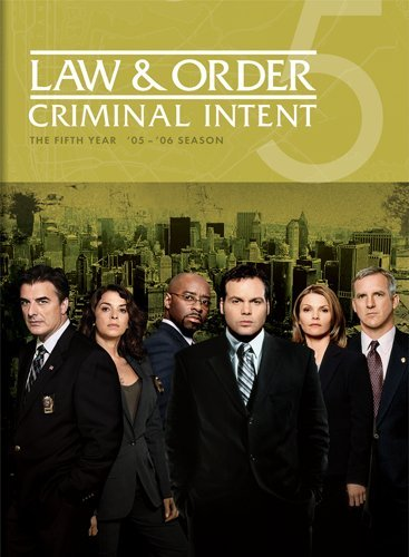 Law & Order: Criminal Intent - The Fifth Year [DVD] [Import]