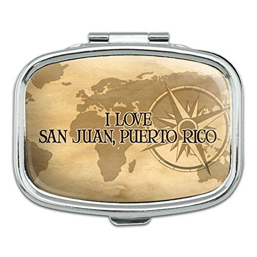 シティ国 - ジョンプエルトリコ - 長方形ピルボックス