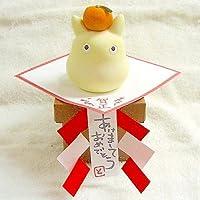 【スタジオ ジブリグッズ/トトロの鏡餅】 お正月小トトロ