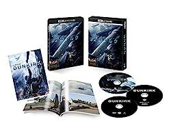 ダンケルク アルティメット・エディション <4K ULTRA HD&ブルーレイセット>(初回限定生産 3枚組 ブックレット付) [Blu-ray]