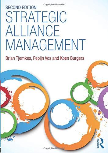 Download Strategic Alliance Management 1138684678