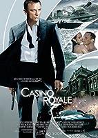 ジェームズ・ボンド007はがき–Casino Royale ( 6x 4インチ)