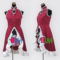 ●●サイズ選択可●●L0116LCL コスプレ衣装 魔法少女まどか☆マギカ 佐倉杏子 女性LLサイズ