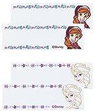 パイオニア ネームラベル ディズニー アナと雪の女王 アナ エルサ MY3001-MY345