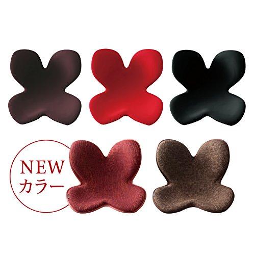 MTG 骨盤サポートチェア Body Make Seat Style(ボディメイクシート スタイル) ブラック 【メーカー純正品 [1年保証]】