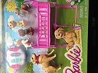 [マテル] Mattel Barbie Puppy Cradle dhh57cnb22–0910[ Parallel import goods ]
